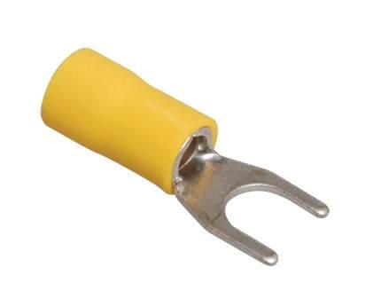 Наконечник вилка НВИ 5,5-4 (4-6мм) желтый (100шт) ИЭК