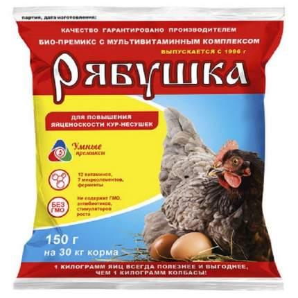 Премикс для кур-несушек Капитал-ПРОК Рябушка 150 г