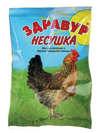 Кормовая добавка для кур Здравур Несушка 0,25 кг