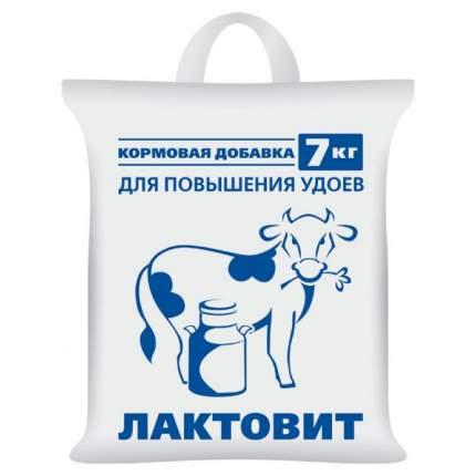 Кормовая добавка для молочных коров Ваше хозяйство Лактовит 7 кг
