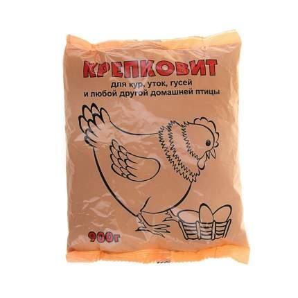Кормовая добавка для гусей, кур, уток Ваше хозяйство Крепковит 0,9 кг