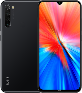 Смартфон Xiaomi Redmi Note 8 (2021) 64GB Space Black
