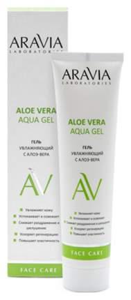Гель Aravia Laboratories Aloe Vera Aqua Gel увлажняющий с алоэ-вера 100 мл