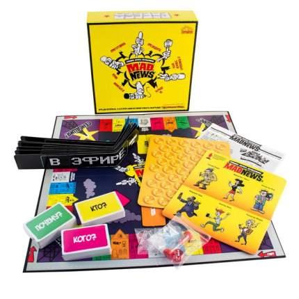 Настольная игра YWOW GAMES 1900012 Mad News Мэд Ньюс
