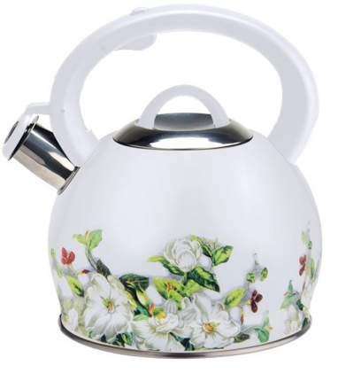 Чайник со свистком, 3л Pomi d'OroP-650198 Napoli
