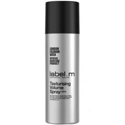 Спрей для объема Label.m Texturising Volume Spray, текстурирующий, 200 мл