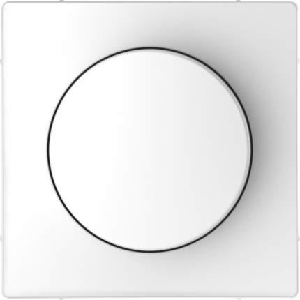 Накладка центральная SE Merten D-Life Белый Лотос с поворотной рукояткой для диммера