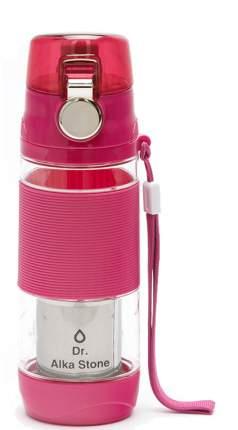 Водородный обогатитель Dr.Alkastone розовый цвет Алкастон 450 мл