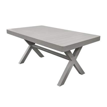 Стол для дачи Idea Komfort IDEA KOMFORT beige 168x98x75,5 см