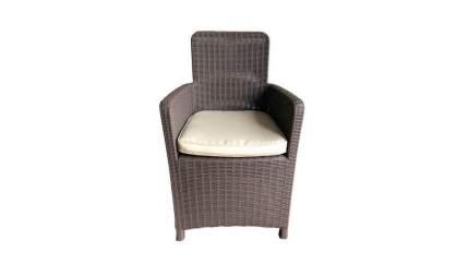 Садовое кресло Idea Optima beige 63х63х88,5 см