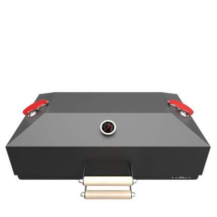 Крышка-гриль (с нерж. решёткой-гриль) Grillver для печь-мангалов Искандер