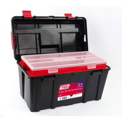 Ящик для инструментов TAYG № 33 480х258х255мм +лоток +органайзер.