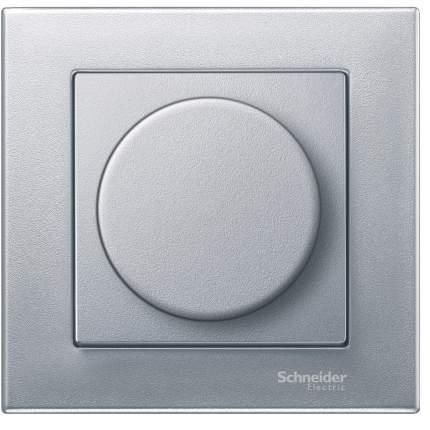 Накладка светорегулятора поворотного SE Merten SM Алюминий