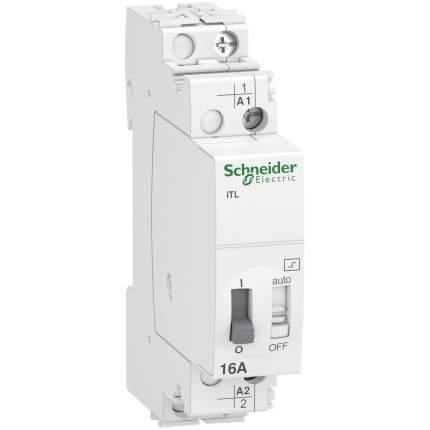 Реле импульсное Schneider SE Acti 9 iTL 16A 1НО 230В АС 110В DC