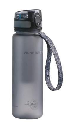 Водородно-минеральная бутылка Vione Mineral Bottle спортивная серая