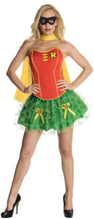 Карнавальный костюм Rubie's, цв. желтый, зеленый, красный