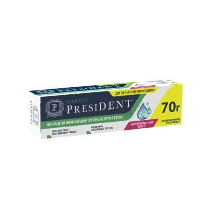 Крем д\фиксации зубных протезов Бетафарма нейтральный вкус 70г