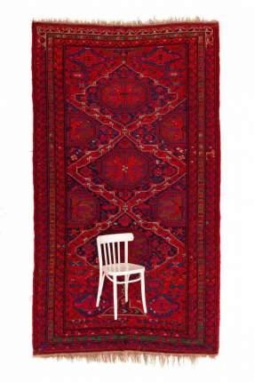 Антикварный Лезгинский Сумах ковер Ручной Работы Orazbai Collection 5 (RED)