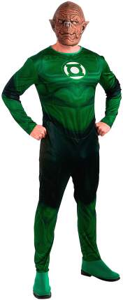 Карнавальный костюм Rubie's, цв. зеленый