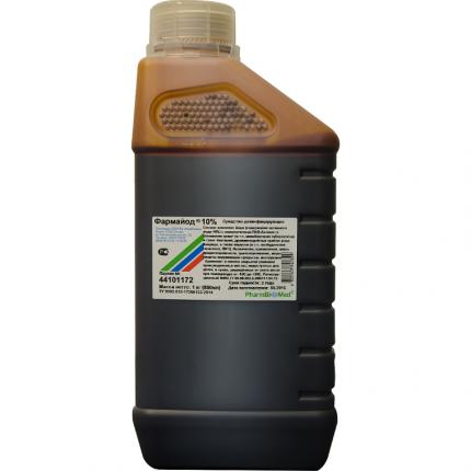 Биофунгицид АгроЭко  454802 Фармайод дезинфектант 800 мл