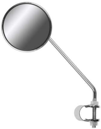 Зеркало заднего вида FS-501 серебро/220001
