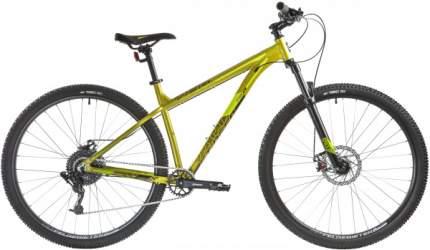 """Велосипед Stinger Python STD 29 2021 20"""" зеленый"""