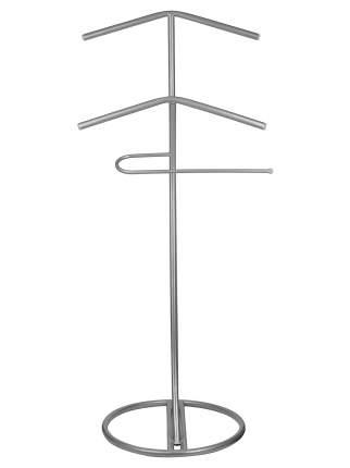 Вешалка костюмная KETT-UP СТРОНГ, серебро