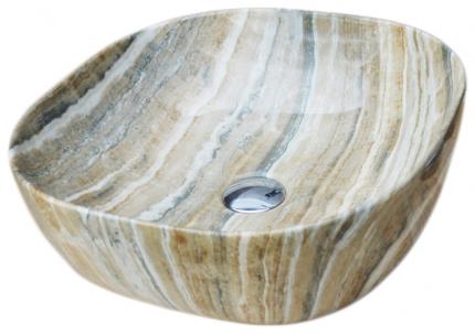 Керамическая раковина GiD Mnc543