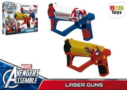 Пистолет IMC Toys Мстители на батарейках ТМ MARVEL