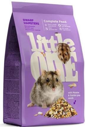 Корм для карликовых хомячков Little One 0.4 кг