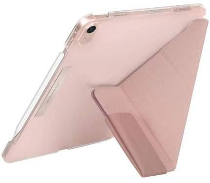 Чехол UNIQ Camden для планшета Apple iPad Air 10.9 2020 Pink (NPDA10.9GAR(2020)-CAMPNK)