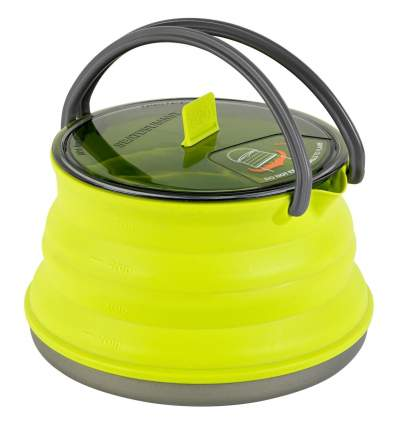 Чайник складной Sea To Summit X-Pot Kettle 1.3 L Lime