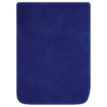 Чехол GoodChoice Soft Shell для Pocketbook 740 Dark Blue
