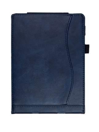 Чехол GoodChoice Lux для Pocketbook 740 Dark Blue