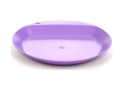Тарелка Wildo Camper Plate Flat плоская Lilac