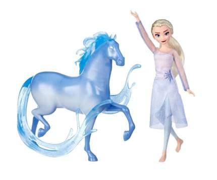 Игровой набор Disney princess Холодное сердце 2 Нокк и Эльза Hasbro
