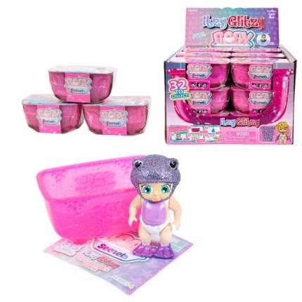 Коллекционная куколка в ванной Baby Secrets Junfa Toys Itzy Glitzy, в ассортименте