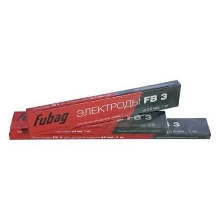 Электроды Fubag FB 3 D2.5 D2.5мм L350мм 1000гр (38858)