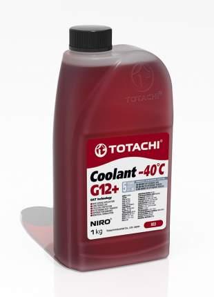 Антифриз totachi niro coolant red -40c 1кг 4589904527562
