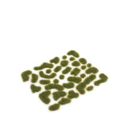 Модельная трава SCENERY WILD TUFT - DRY GREEN 2mm