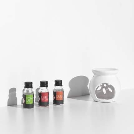Набор ароматических масел+ аромалампа №3 AROME ENJOY