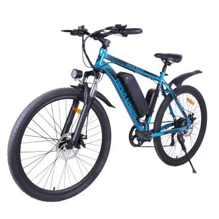 Электровелосипед HIPER HE-B51 Blue Silver