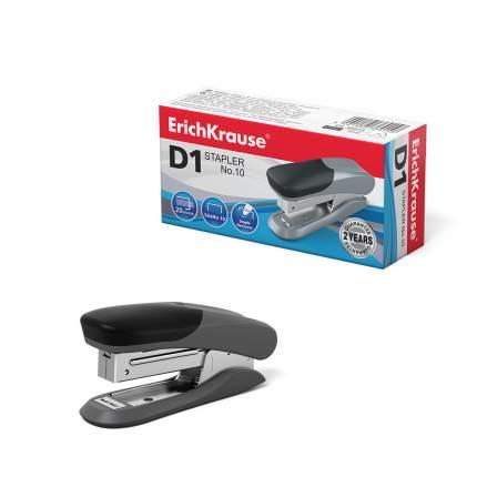 Степлер №10 ErichKrause® D1 до 20 л серый в коробке по 1 шт
