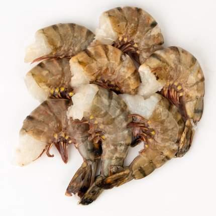 Тигровые креветки без головы (калибр 8/12) с/м - 1 кг
