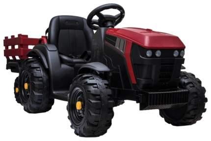 Детский электромобиль BDM Bettyma трактор с прицепом 2WD 12V BDM0925-RED