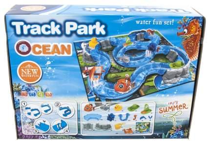 Детский водяной трек TENGLEADER Ocean Park, 93 детали