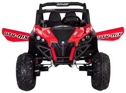 Двухместный полноприводный электромобиль Red UTV-MX Buggy 12V 2.4G XMX603