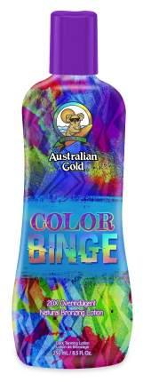 Экстремально увлажняющий крем-бронзатор мгновенного действия Australian Gold Color Binge