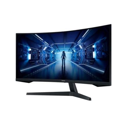 Монитор Samsung C34G55TWWI Black (LC34G55TWWIXCI)