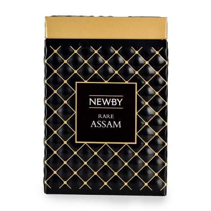 Чай черный Newby Редкий Ассам ГУРМЭ 100г Индия